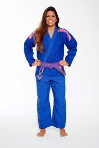 Atama Ultra Light Blue Ladies BJJ Gi