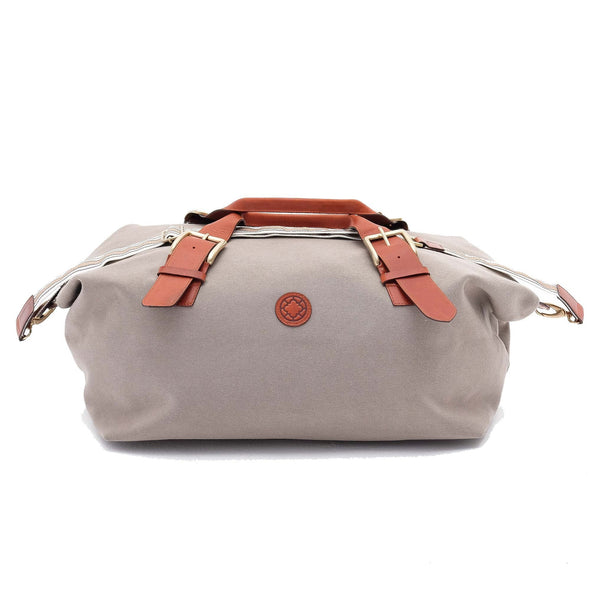 Leather Duffle Bag | Mick Cement
