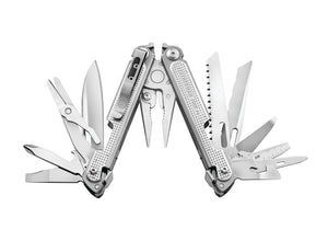 Leatherman FREE P4 Multipurpose Pliers w/ Nylon Sheath