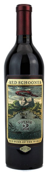Red Schooner Voyage 4 Red Wine