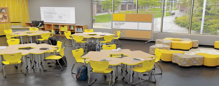 Kay-Twelve Quick Ship Classroom Furniture - In Stock!