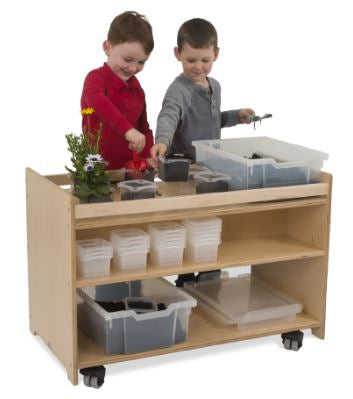 Whitney Brothers WB1835 Mobile Garden Center