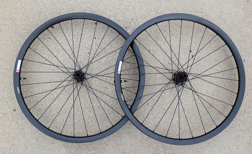 Reynolds Cycling Blacklabel Enduro 27.5 Wheelset with I9 Hubs (Boost)