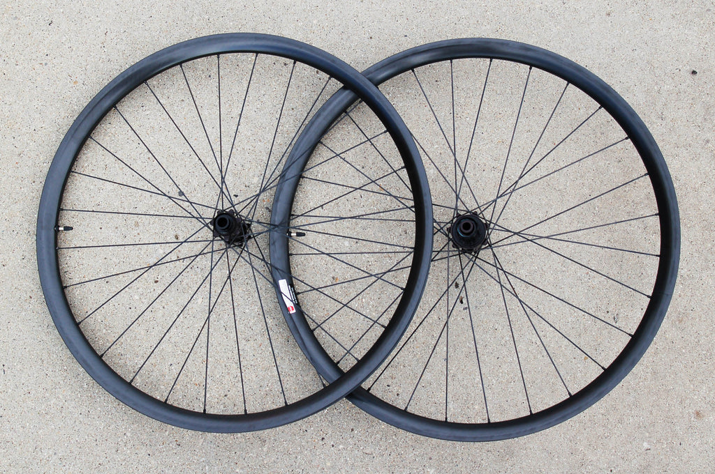 "Reynolds Cycling Blacklabel Enduro 29"" Wheelset with I9 Hubs (Boost)"