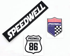 Speedwell Decal Pack - Speedwell Industries