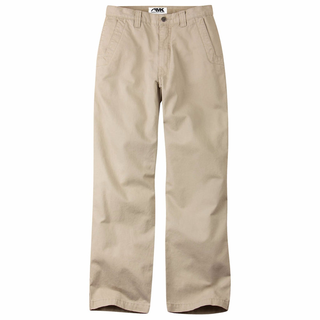 Mountain Khaki Teton Twill Relaxed Pant- Sand