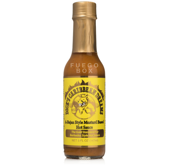 Dirty Dick's Caribbean Dreams Hot Sauce