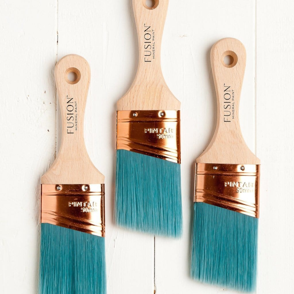 Fusion Synthetic Bristle Brush