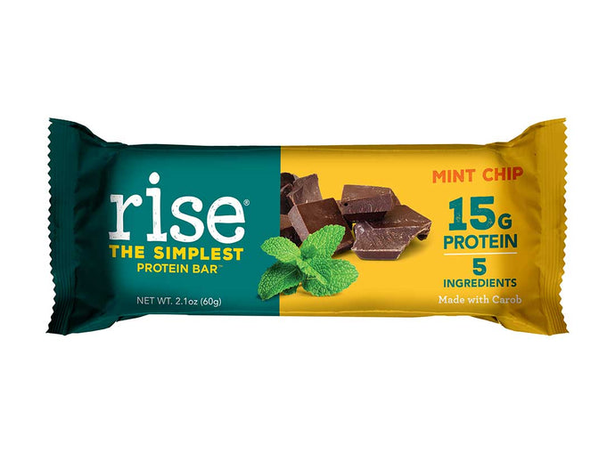 Mint Chip Protein Bars