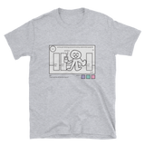 anime girl chiptune T-Shirt