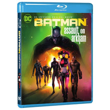 Batman: Assault on Arkham (BD)
