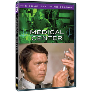 Medical Center: The Complete Third Season (MOD)