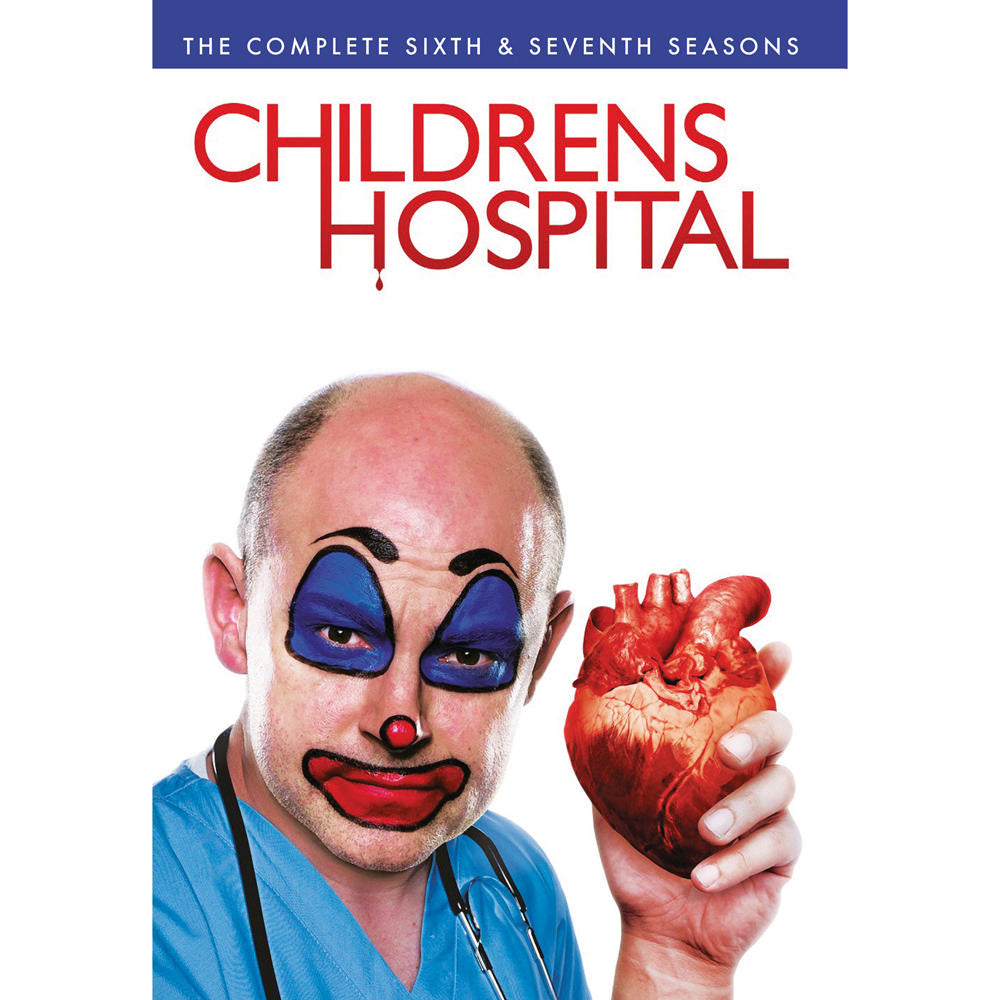 Childrens Hospital: The Complete Sixth and Seventh Seasons (MOD)