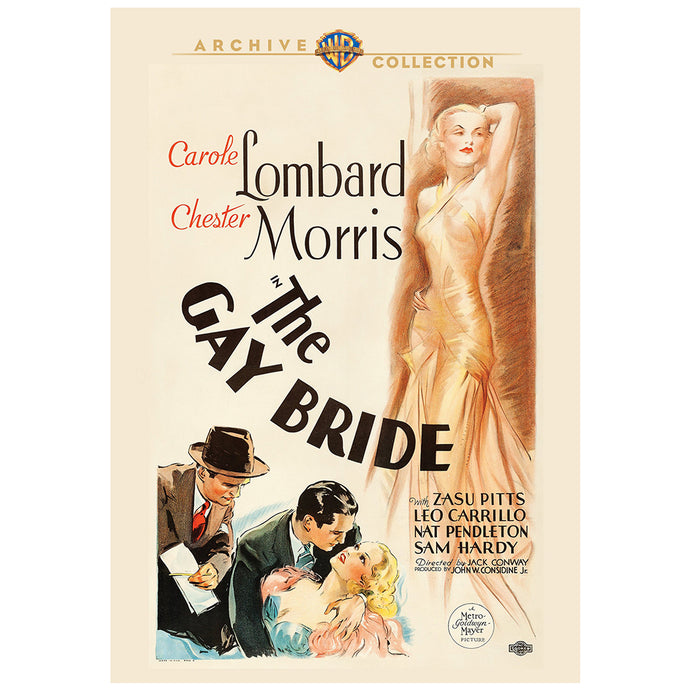 The Gay Bride (1934) (MOD)