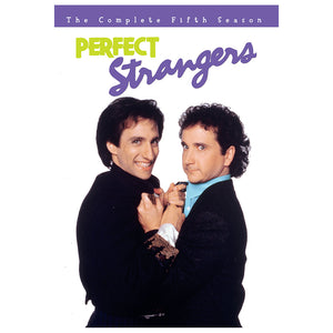 Perfect Strangers: The Complete Fifth Season (MOD)