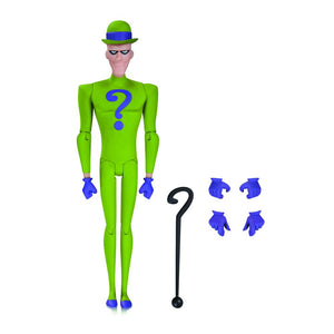 The New Batman Adventures The Riddler Action Figure