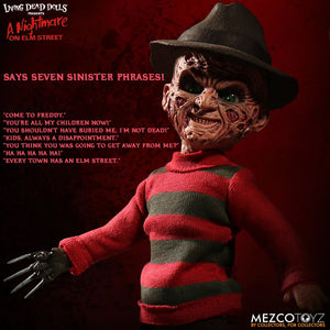 Living Dead Dolls Presents: A Nightmare on Elm Street - Talking Freddy Krueger