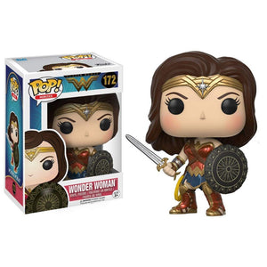 Wonder Woman Movie Wonder Woman Pop! Vinyl Figure by Funko