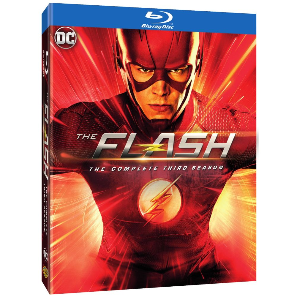The Flash: The Complete Third Season (BD)