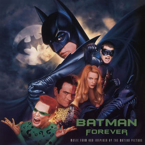Batman Forever - Music from and Inspired by the Motion Picture (2xLP Black Vinyl)