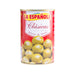 LA ESPANOLA Spanish Olives Stuffed With Anchovies  (300g)