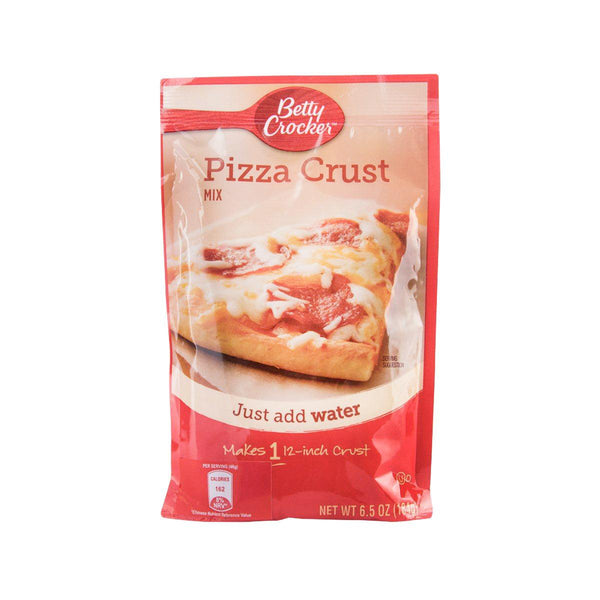 BETTY CROCKER Pizza Crust Mix  (184g)