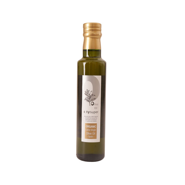 CITYSUPER Organic Extra Virgin Olive Oil - Spain  (250mL)
