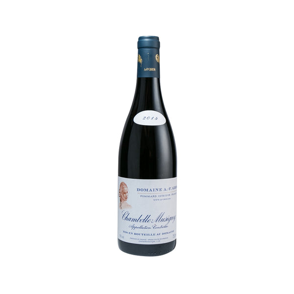 DOMAINE AF GROS Chambolle Musigny 14