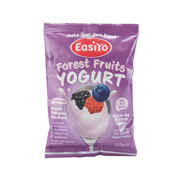 EASIYO Yogurt Mix - Forest Fruits  (225g)