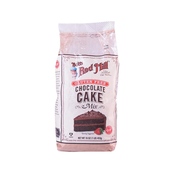BOB'S RED MILL Gluten Free Chocolate Cake Mix  (453g)