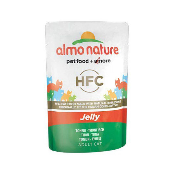 ALMO NATURE (5042) Cat Jelly 55g Tuna