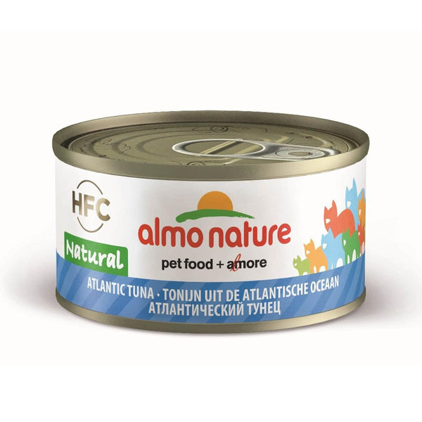 ALMO NATURE (9020) Cat 70g Atlantic Ocean Tuna