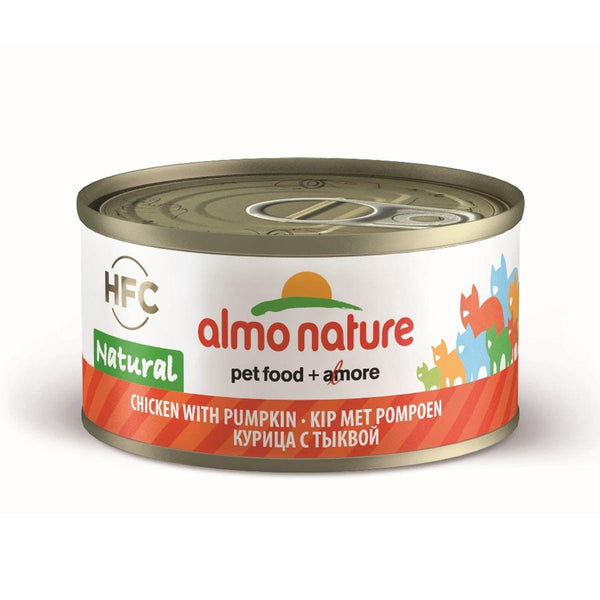 ALMO NATURE (9034) Cat 70g Chicken & Pumpkin