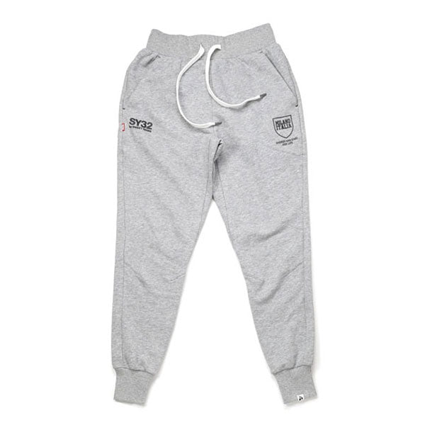 SY32 【REGULAR】SHIELD LOGO SWEAT PANTS
