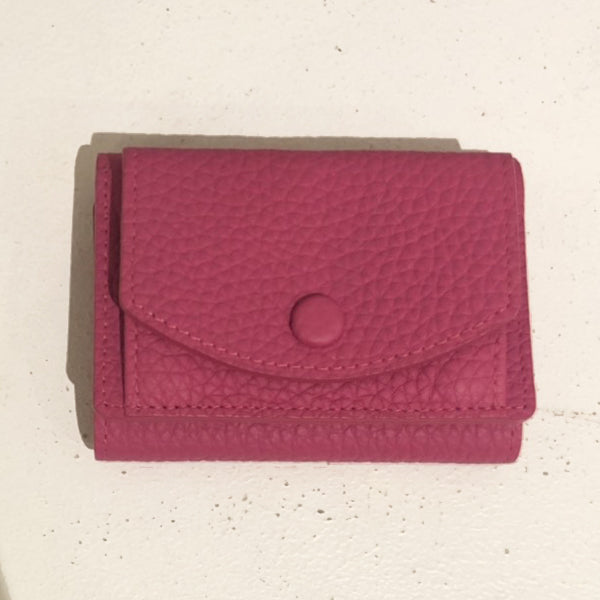 Small wallet【PINKカラー 7月下旬再入荷予定 予約可能】