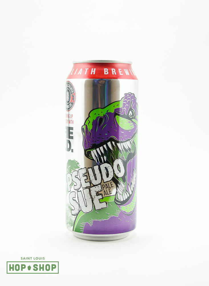 Toppling Goliath Pseudo Sue
