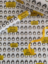 Personalised Wrapping Paper - Penguins