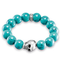 "THOMAS SABO Bracelet ""Power Bracelet Ethnic Skull"""