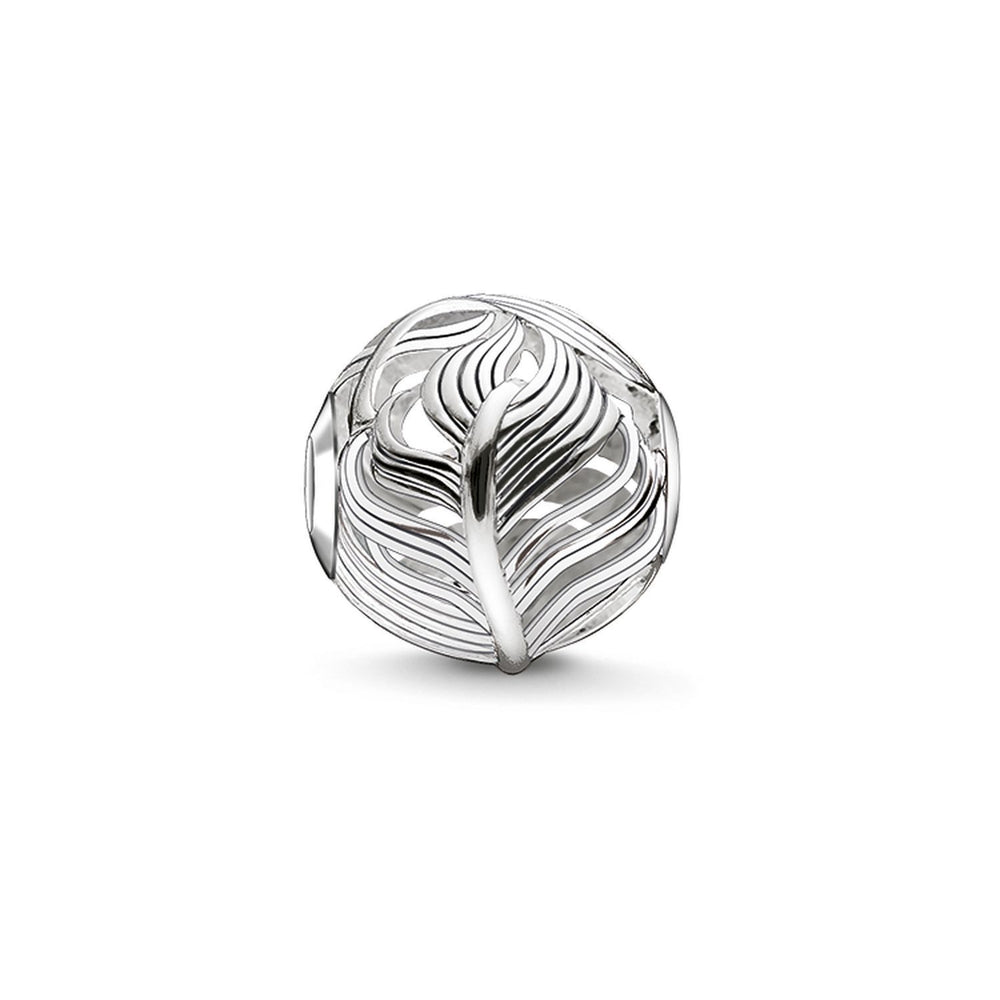 "THOMAS SABO Bead ""Feather"""