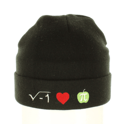 I Love Apple Pie Beanie - Beanies USA