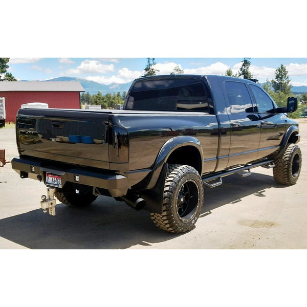 Rear Fusion Bumper 2003-2009 Dodge Ram 1500