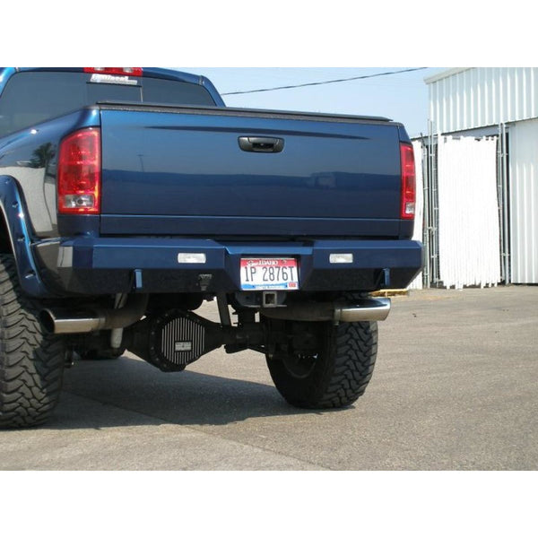 Rear Fusion Bumper 1994-2002 Dodge Ram 1500, 2500, 3500