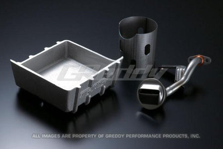 Greddy Billet DCT Oil Pan Kit: Nissan R35 GT-R
