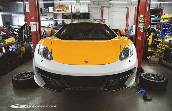 revozport rhz body kit mclaren mp4-12c