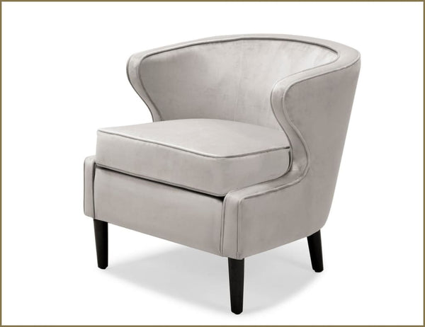 Matisse Velvet Occasional Chair - Occasional Chair