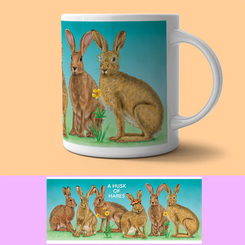 Mug - Collection Of...  Hares