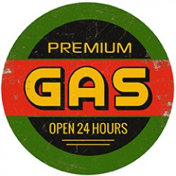 Circular Premium Gas - Open 24 Hours