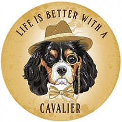 Circular Life Is Better With A Cavalier