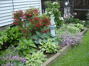 Flower & Mulch Bed Maintenance - Residential