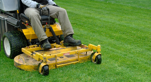 Lawn Mowing -  Residential